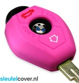 BMW SleutelCover - Roze