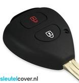 Toyota SleutelCover - Zwart
