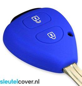 Toyota SleutelCover - Blauw