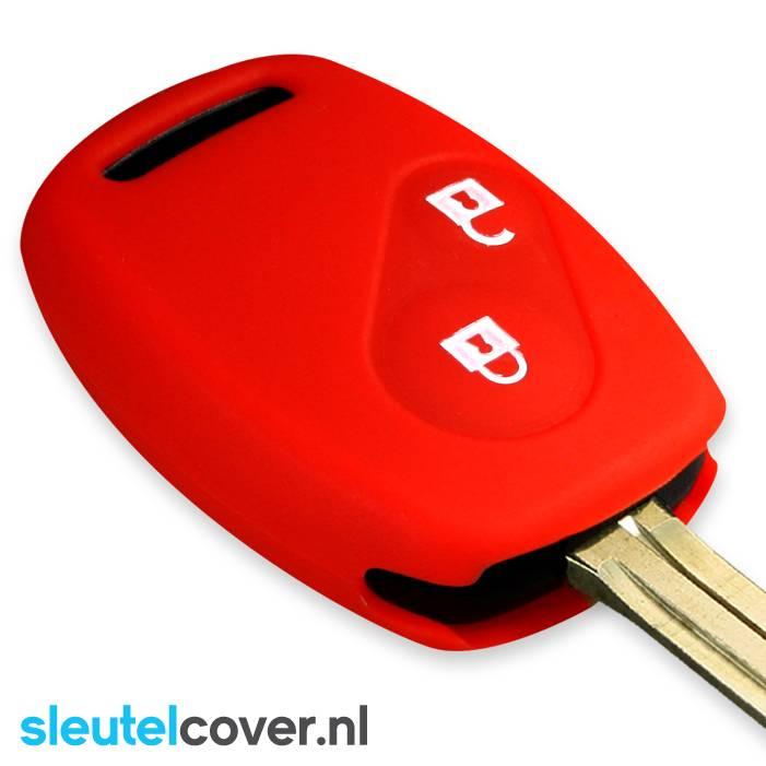 Honda SleutelCover - Rood