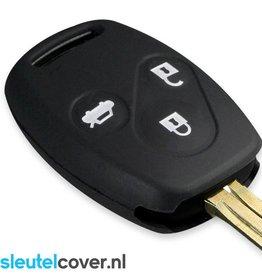 Honda SleutelCover - Zwart