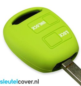 Lexus SleutelCover - Lime