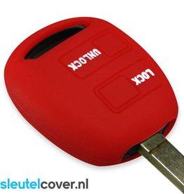 Lexus SleutelCover - Rood