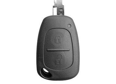 Renault - Standaard Sleutel D