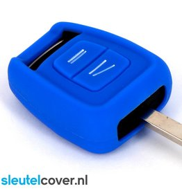 Opel SleutelCover - Blauw