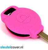Smart SleutelCover - Roze