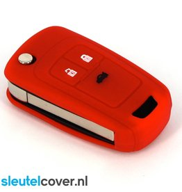 Opel SleutelCover - Rood