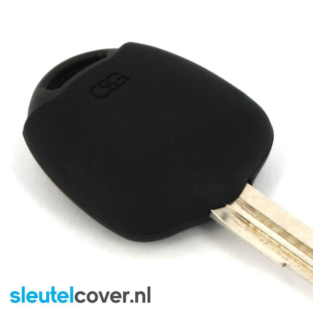 Mitsubishi SleutelCover - Zwart
