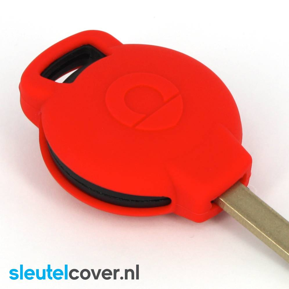 Smart SleutelCover - Rood
