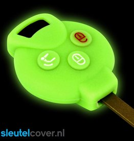 Smart SleutelCover - Glow in the Dark