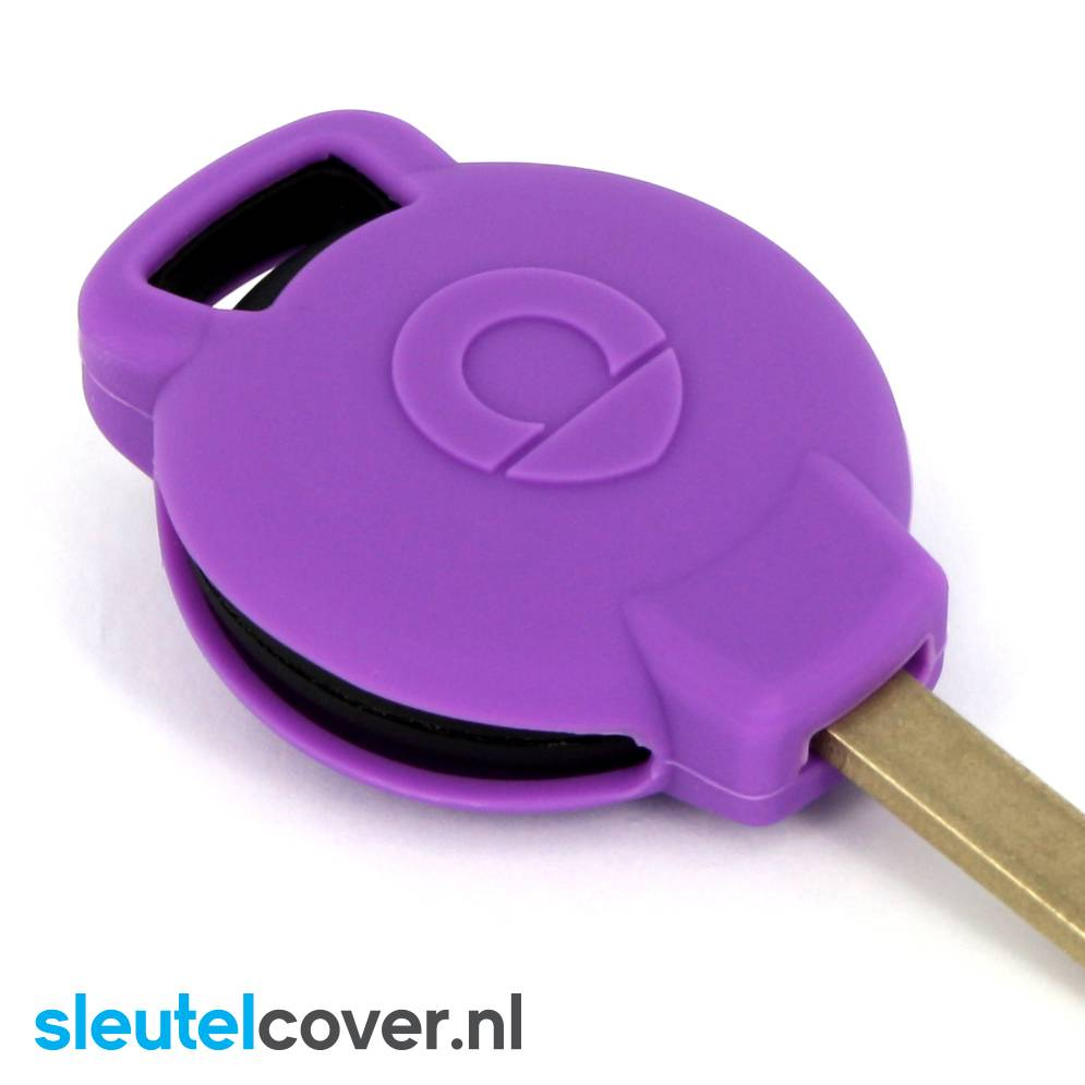 Smart SleutelCover - Paars