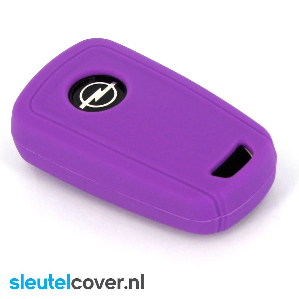 Opel SleutelCover - Paars