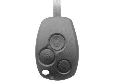 Renault - Standaard sleutel B