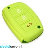 Hyundai SleutelCover - Lime