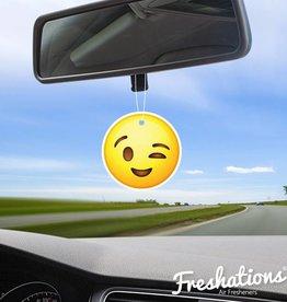 Freshtations Freshations Luchtverfrisser | Emoticon - Wink | Rose