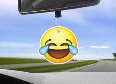 Luchtverfrissers – Emoticons