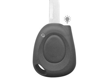 Renault - Standaard sleutel E
