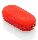 Fiat SleutelCover - Rood