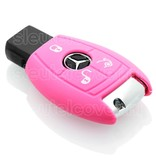 Mercedes SleutelCover - Roze