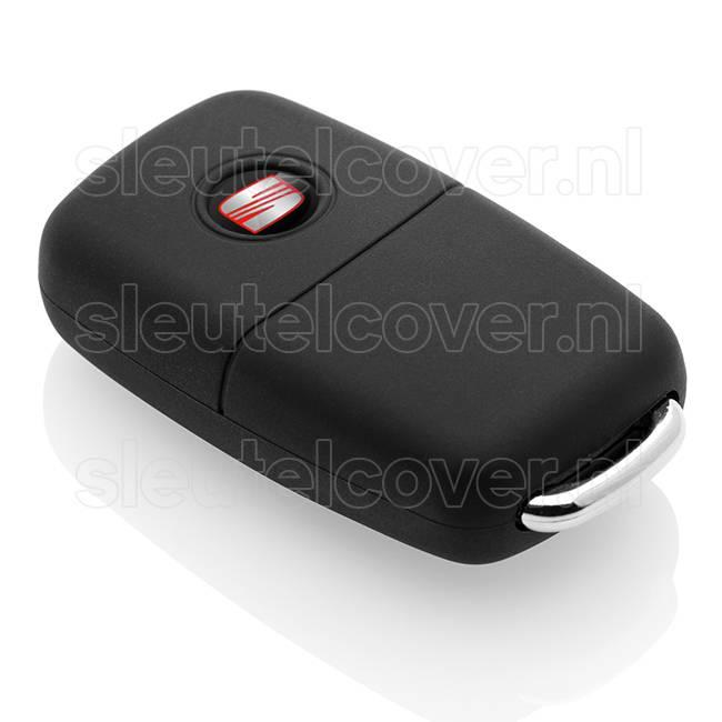 Seat SleutelCover - Zwart