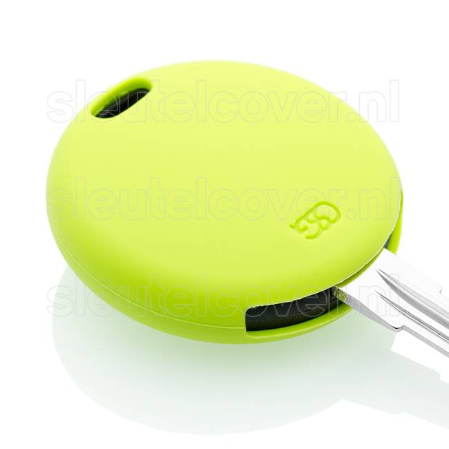 Smart SleutelCover - Lime