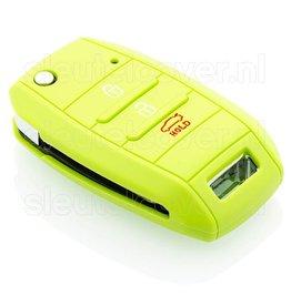 Kia SleutelCover - Lime