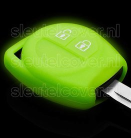 Suzuki SleutelCover - Glow in the Dark
