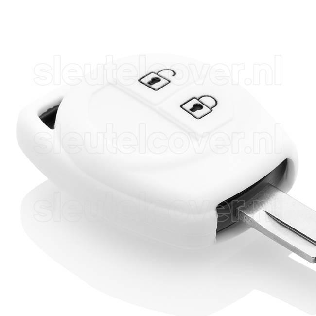 Suzuki SleutelCover - Wit