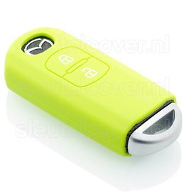 Mazda SleutelCover - Lime