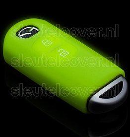 Mazda SleutelCover - Glow in the Dark