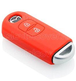 Mazda SleutelCover - Rood