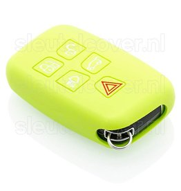 Land Rover SleutelCover - Lime