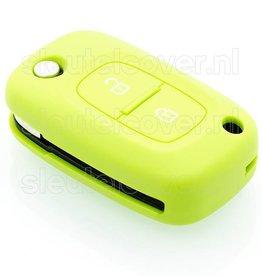 Mercedes SleutelCover - Lime