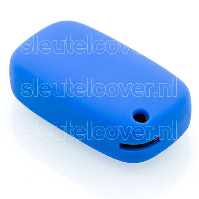 Mercedes SleutelCover - Blauw