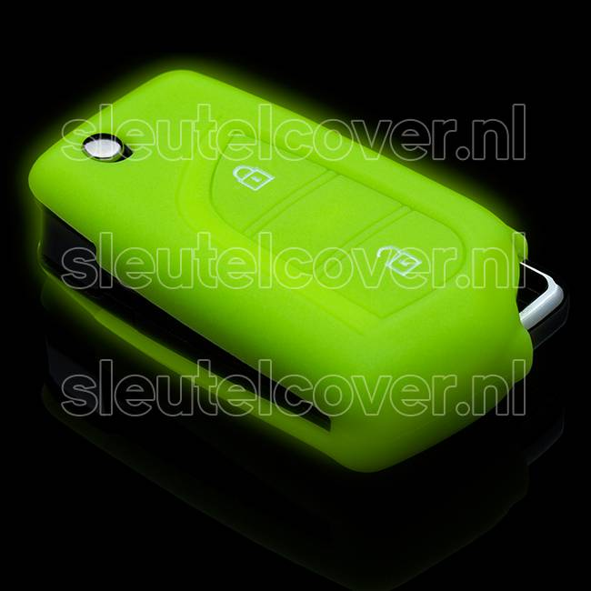 Toyota SleutelCover - Glow in the Dark