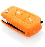Toyota SleutelCover - Oranje