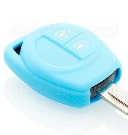 Opel SleutelCover - Lichtblauw