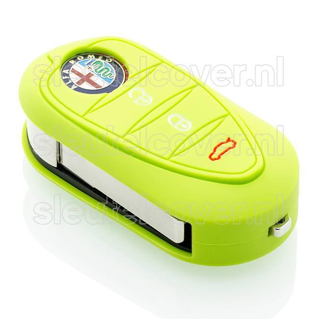Alfa Romeo SleutelCover -  Lime
