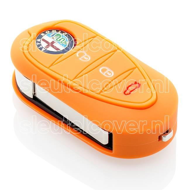 Alfa Romeo SleutelCover - Oranje