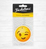 Freshations Luchtverfrisser | Emoticon - Wink | Rose