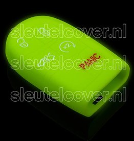 Jeep SleutelCover - Glow in the Dark