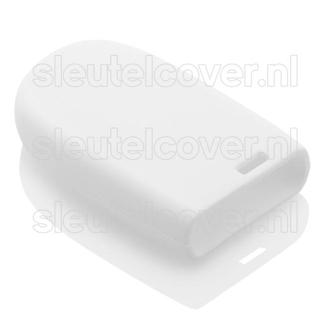 Jeep SleutelCover - Wit