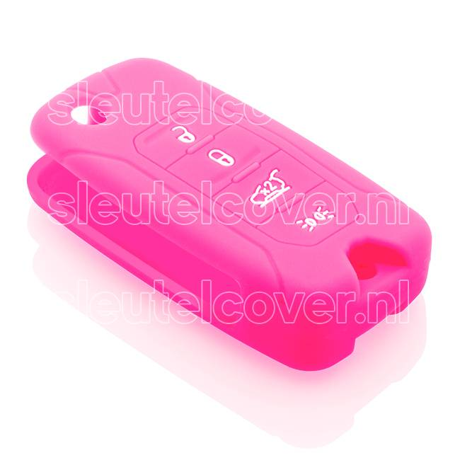 Jeep SleutelCover - Roze