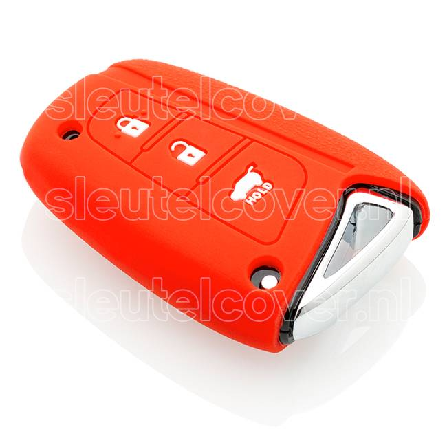 Hyundai SleutelCover - Rood