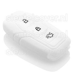 Ford SleutelCover - Wit