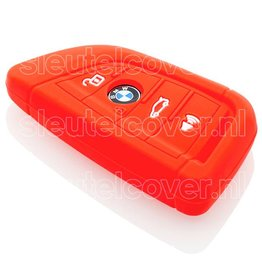 BMW SleutelCover - Rood