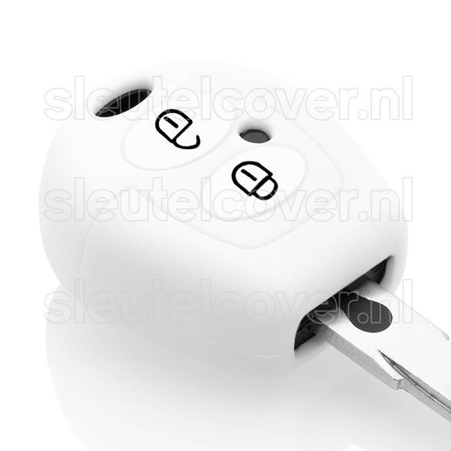 Volkswagen SleutelCover - Wit