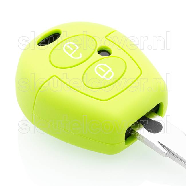 Volkswagen SleutelCover - Lime