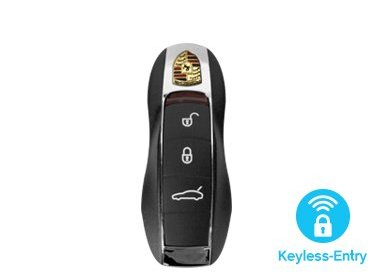 Porsche - Smart key Model C (Keyless-entry)