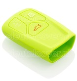Audi SleutelCover - Lime